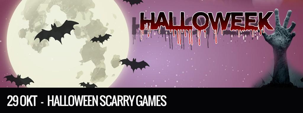 Halloween scarry games